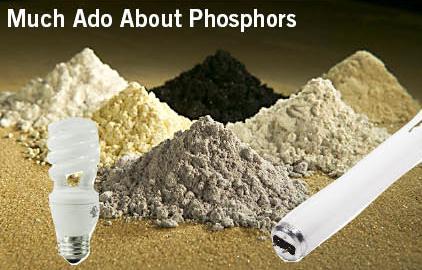 Phosphors & CFLs